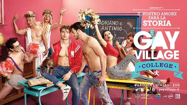 Il Gay Village ha 15 anni e festeggia dal 1 giugno al 3 settembre 2016