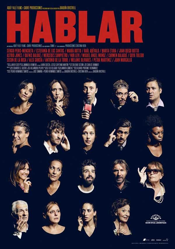Roma Cinema Spagnolo 01 Hablar