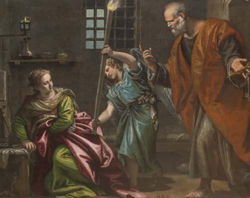 L'Arte vista da Emilio Campanella: Paolo e Benedetto Veronese