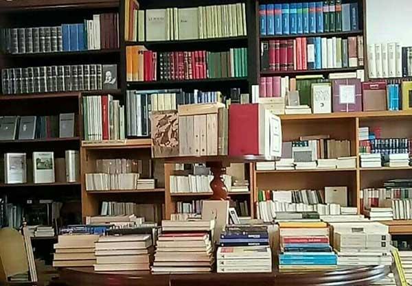La Pagina dello Zio Bo: Carta straccia, storia di un libraio