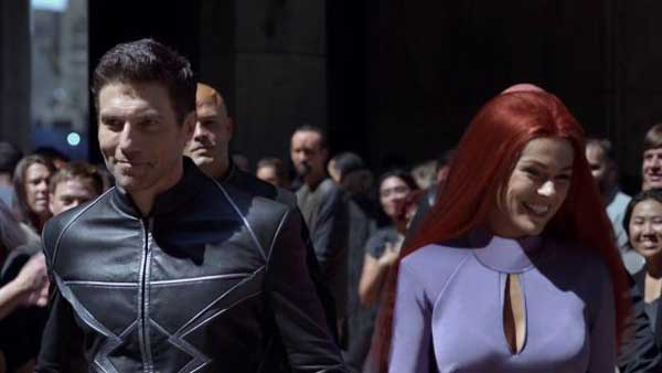 """Inhumans"" su Fox, la serie girata come un fumetto"