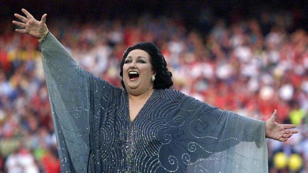 La Musica piange Montserrat Caballé