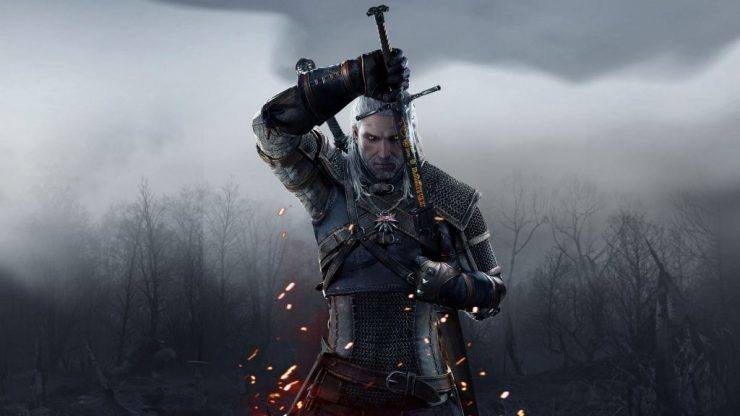 The Witcher 3 Wild Hunt 2015