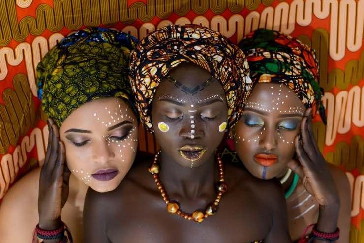 berbagai warna kulit