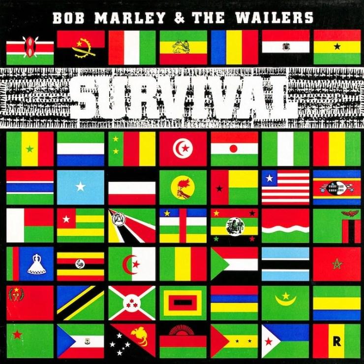 Survival (1979) Bob Marley