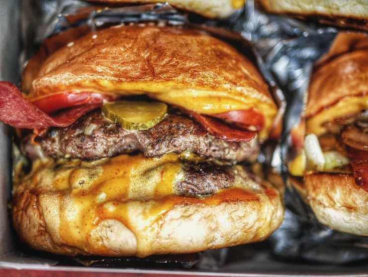 burger gourmet woodfire bogor