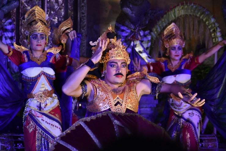 Legong Mahabharata Ubud