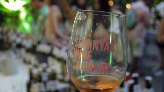 Seminyak Wine Carnival 2019