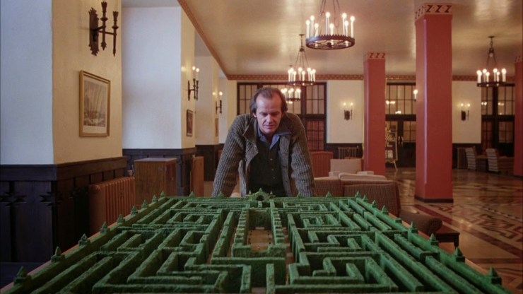Image result for the shining 1980 resensi