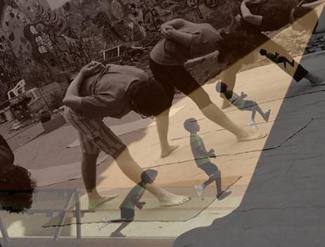 Amaya 4_run run strech
