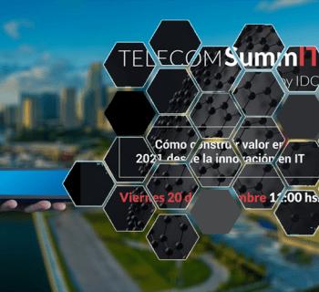 Portada de nota sobre Telecom Summit