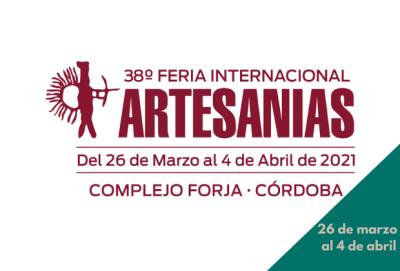 Feria de artesanias de Cordoba