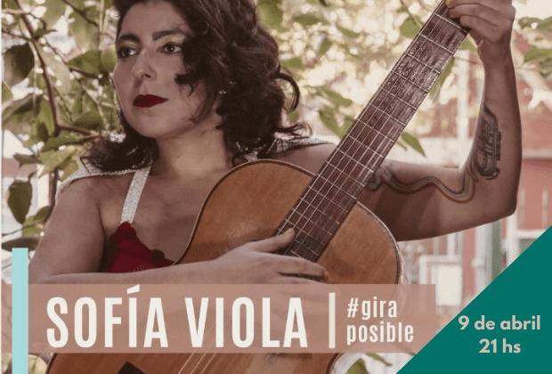 Sofía Viola en Agua de Oro