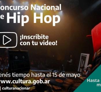 Concurso hip hop