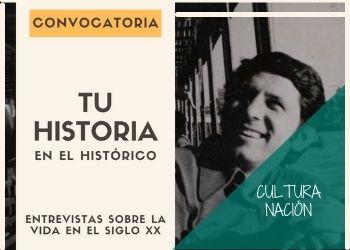 Tu historia en el histórico