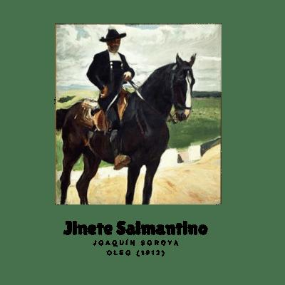 Jinete Salmantino de Soroya