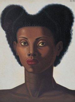 Maruja Mallo - Las negras