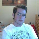 Fotografia de profil a lui Bogdan Mihail Vladuca