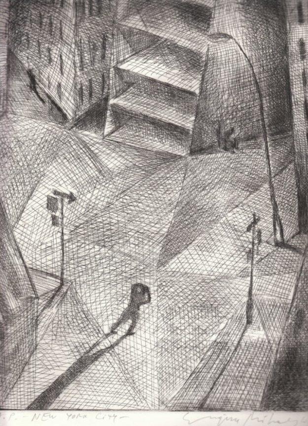 desen & dedicație - eugen mihăescu