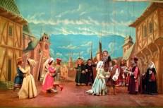 Canti e balli introducono la celebrazione di uno spettacolare lieto fine…