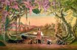 Il giovane poeta Hans consola gli animali nel bosco, durante l'esilio.