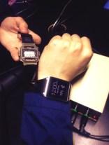 Samsung Galaxy Gear en Cultura Geek