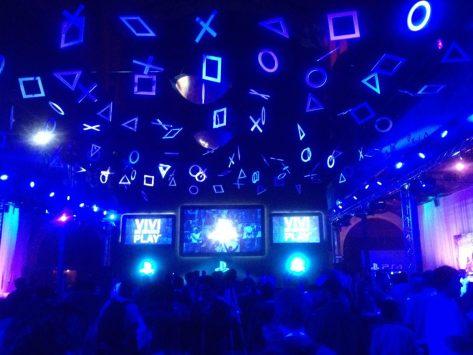 Cultura Geek en el evento PS4 Argentina