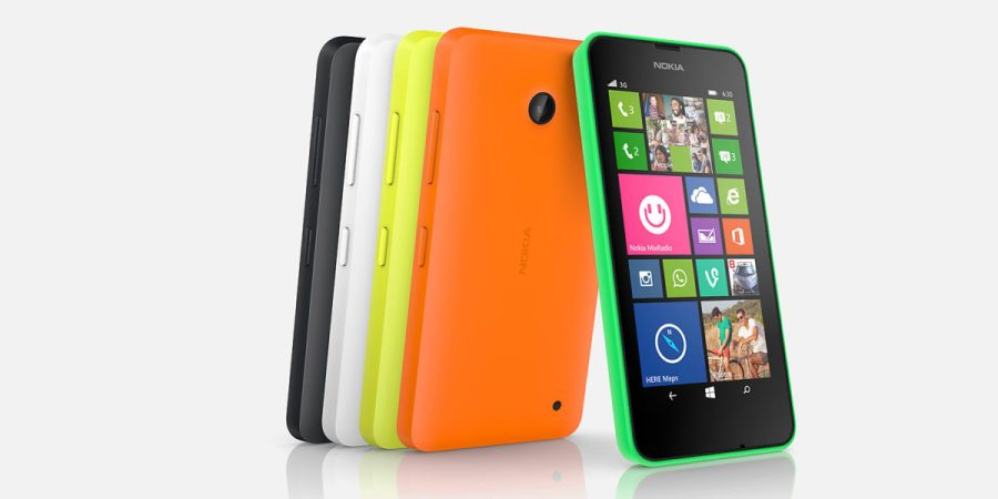Nokia Lumia 630 @culturageek