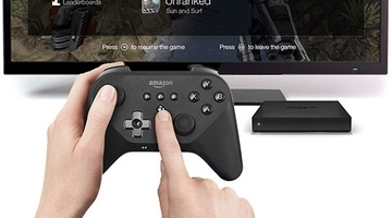 Amazon Fire TV @Culturageek