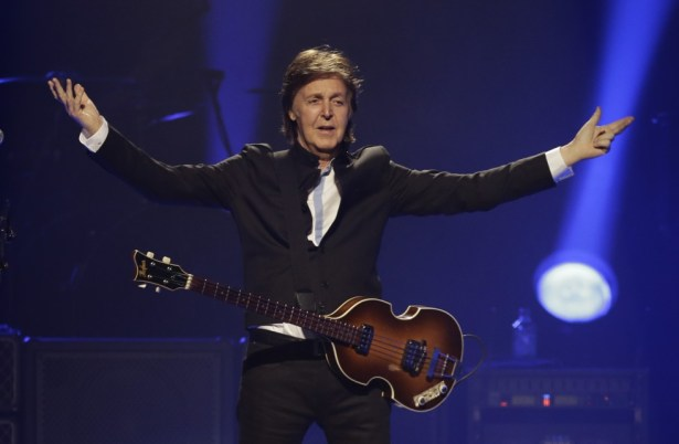 paul McCartney culturageek