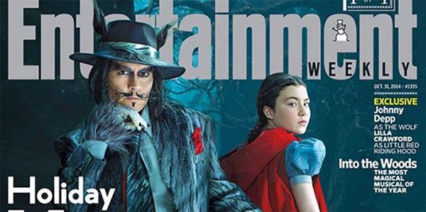 Johnny Depp-cultura-geek