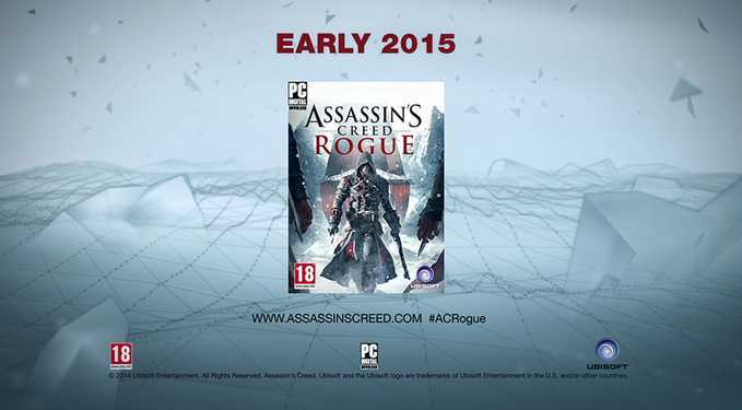 Assassin´s Creed Rogue @culturageek