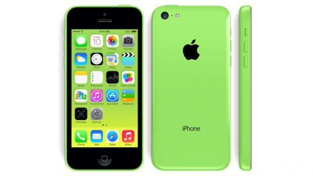iPhone 5c @culturageek