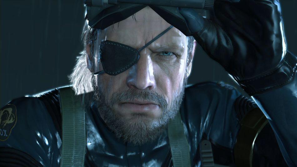 Cultura Geek Metal Gear Solid Ground Zeroes 1
