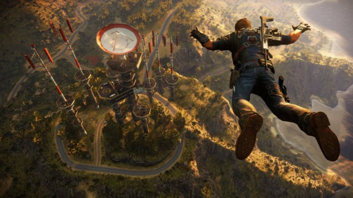 Just Cause 3 @culturageek