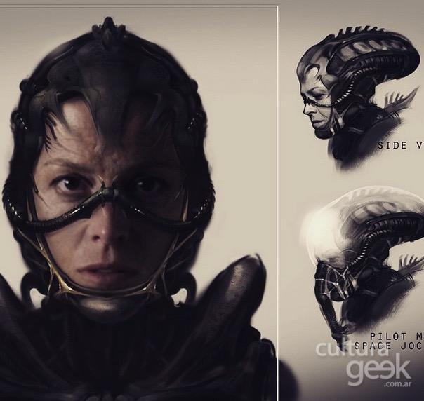 nueva Alien - culturageek.com.ar
