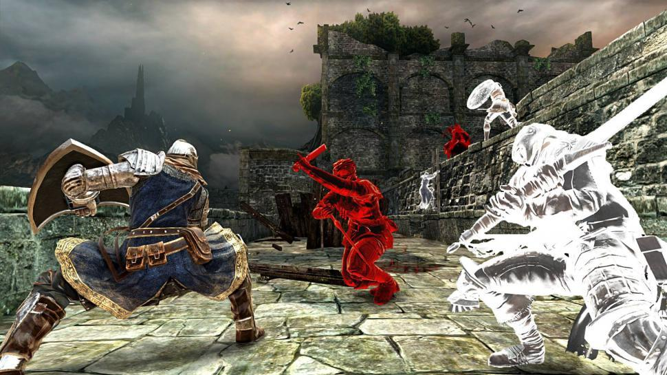 Cultura Geek Dark Souls II 2