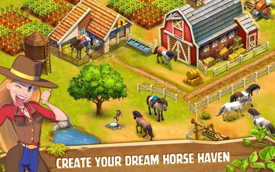 Cultura Geek Horse Haven 2