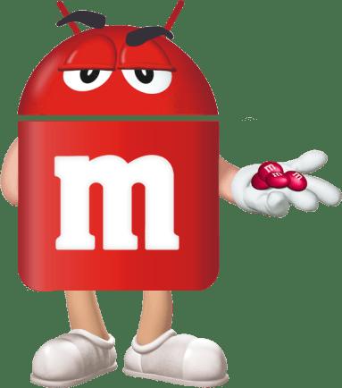 Android M&M CulturaGeek.com.ar