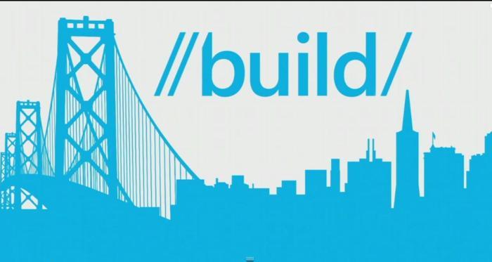 Presentación Build 2015.