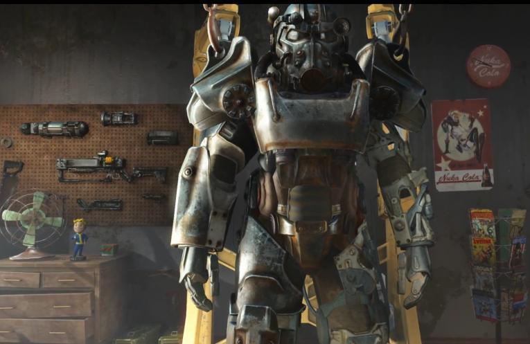 Cultura Geek Fallout 4 1 2015