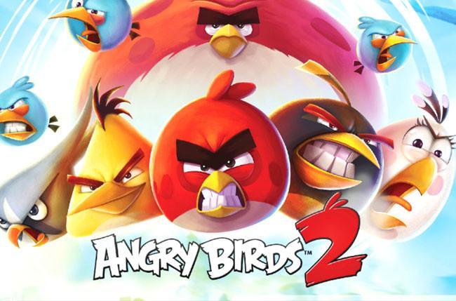 Angry Birds 2 @culturageek