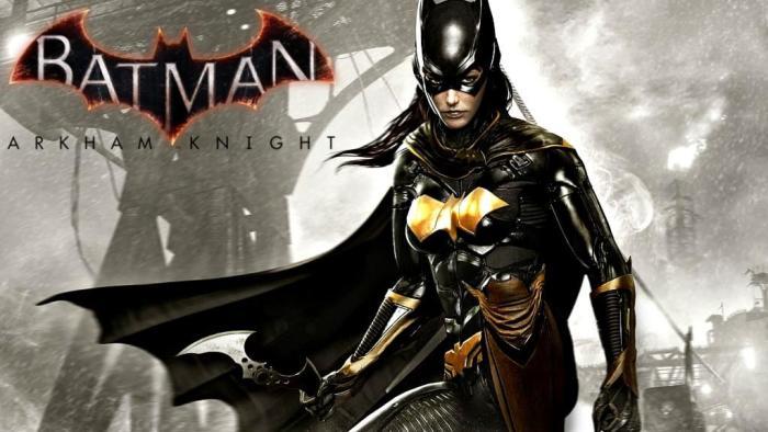 Cultura Geek Batgirl Arkham Knight 1