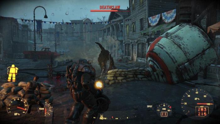 Cultura Geek Fallout 4 gameplay 2