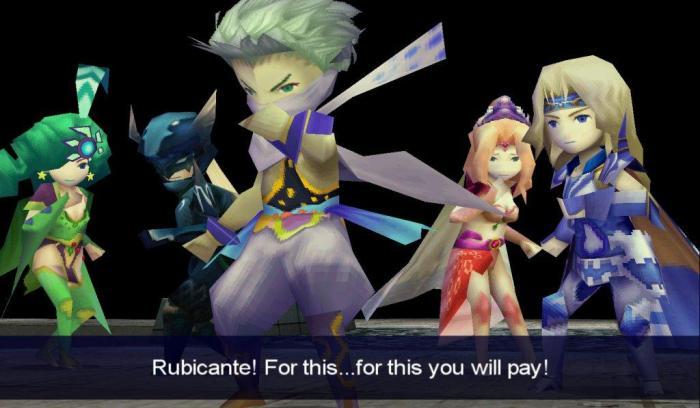 Cultura Geek Final Fantasy 4
