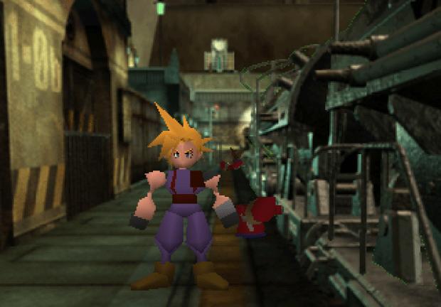 Cultura Geek Final Fantasy 7 Port 1
