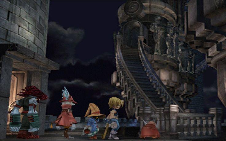 Cultura Geek Final Fantasy 9