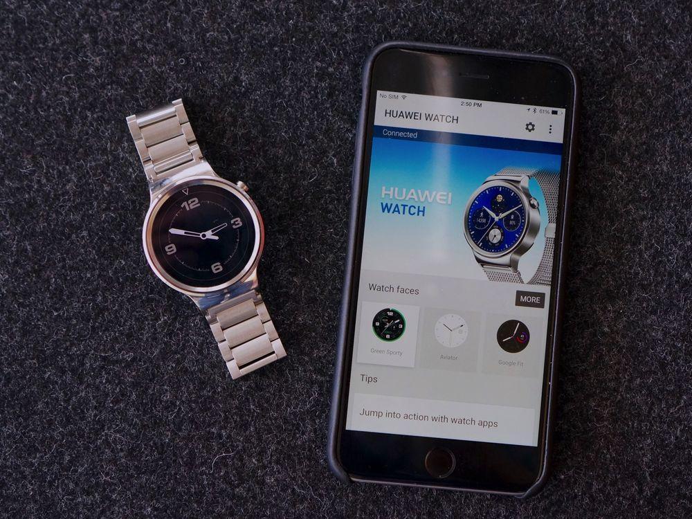 Android Wear en iPhone: Cómo es la compatibilidad ...