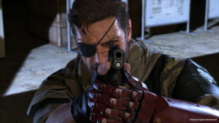 Cultura Geek Metal Gear Solid V TPP 1
