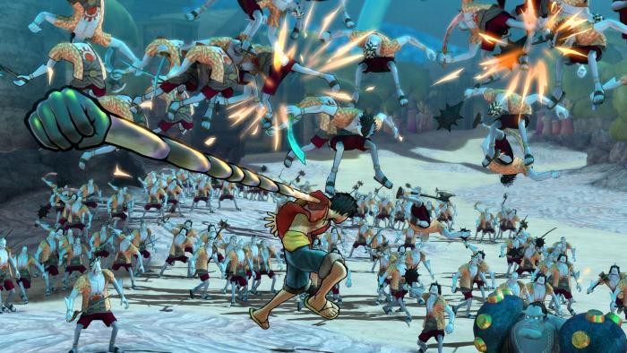 Cultura Geek One Piece Pirate Warriors 3 1
